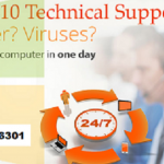 Technical Support for Windows 10